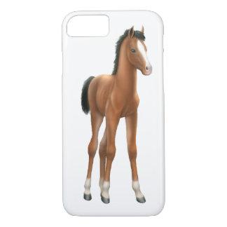 Caso do iPhone 6/6s do potro do cavalo do Capa iPhone 8/ 7