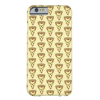 Caso do iPhone 6/6s do teste padrão da pizza Capa Barely There Para iPhone 6