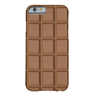 Caso do iPhone 6 da caixa do chocolate Capa Barely There Para iPhone 6