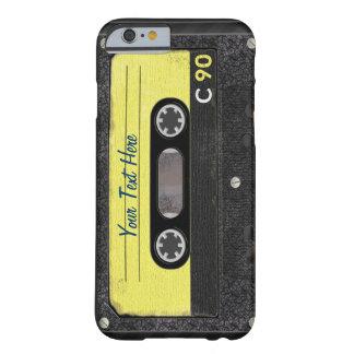 Caso do iPhone 6 da gaveta da velha escola Capa Barely There Para iPhone 6