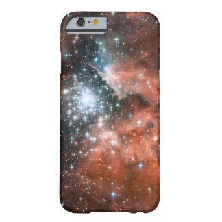 Caso do iPhone 6 da nebulosa Capa Barely There Para iPhone 6