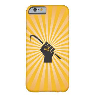 Caso do iPhone 6 da revolução da pé-de-cabra Capa Barely There Para iPhone 6