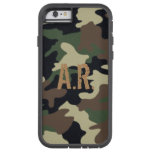 Caso do iPhone 6 de Camo da floresta Capa Tough Xtreme Para iPhone 6
