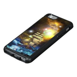 Caso do iPhone 6 de OtterBox do universo do navio