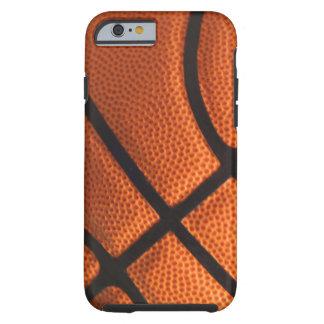 Caso do iPhone 6 do basquetebol Capa Tough Para iPhone 6