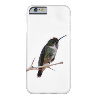 Caso do iPhone 6 do colibri Capa Barely There Para iPhone 6