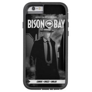 caso do iPhone 6, preto Capa Tough Xtreme Para iPhone 6
