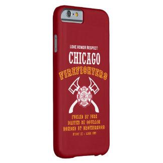 Caso do iPhone 6S dos sapadores-bombeiros de Capa Barely There Para iPhone 6