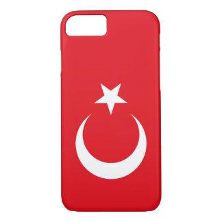 Caso do iPhone 7 da bandeira de Turquia Capa iPhone 7