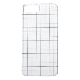 Caso do iPhone 7 da grade Capa iPhone 7 Plus