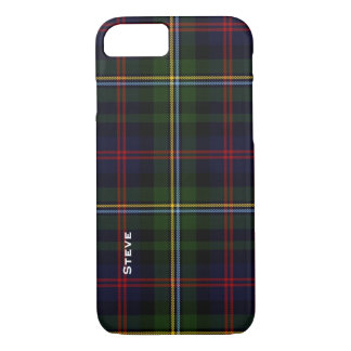 Caso do iPhone 7 da xadrez de Tartan do clã de Capa iPhone 7