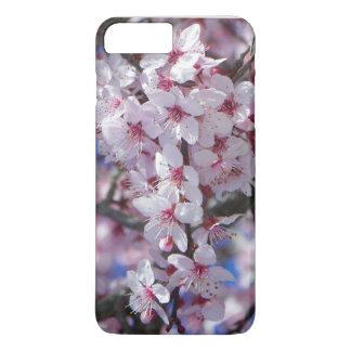 Caso do iPhone 7 das flores da árvore de Dogwood Capa iPhone 7 Plus