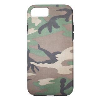 Caso do iPhone 7 de Camo da floresta Capa iPhone 7