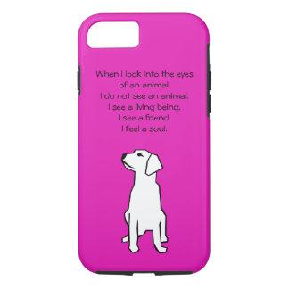 Caso do iPhone 7 do amante dos animais Capa iPhone 7