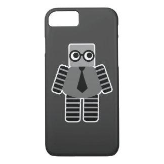 Caso do iPhone 7 do robô do geek Capa iPhone 7