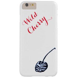 Caso do iphone da cereja selvagem mal lá capas iPhone 6 plus barely there