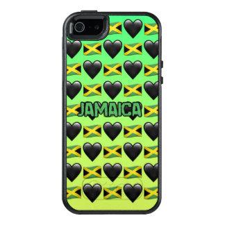 Caso do iPhone SE/5/5s Otterbox de Jamaica
