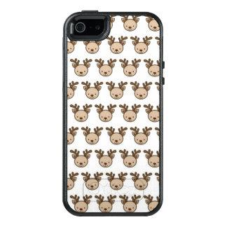 Caso do iPhone SE/5/5s Otterbox do teste padrão da