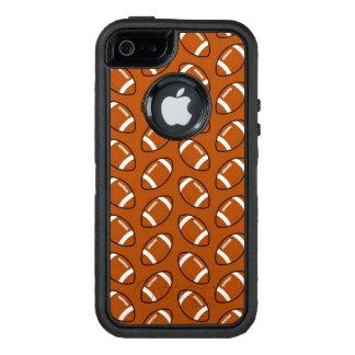 Caso do iPhone SE/5/5s Otterbox do teste padrão do