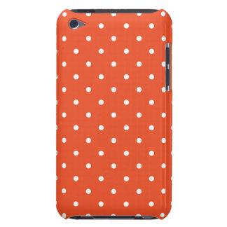 Caso do ipod touch G4 das bolinhas do estilo do 50 Capa Para iPod Touch