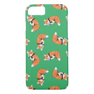 Caso do lance do Fox Capa iPhone 7