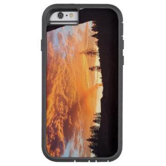 caso do por do sol do iPhone 6s Capa Tough Xtreme Para iPhone 6