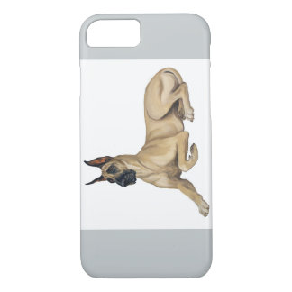 Caso do telemóvel de great dane capa iPhone 7
