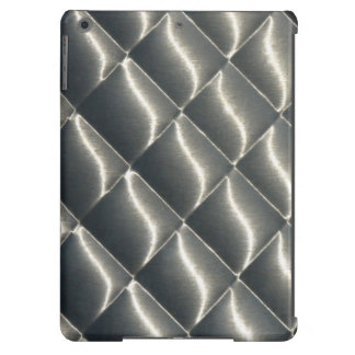 Caso do teste padrão do metal capa para iPad air