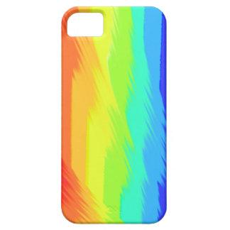 caso do teste padrão iphone5 da pintura do capas para iPhone 5
