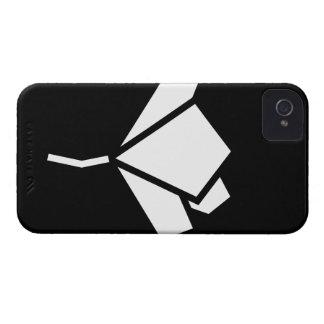 Caso do universal de IPhone4 flower power Capa Para iPhone 4 Case-Mate