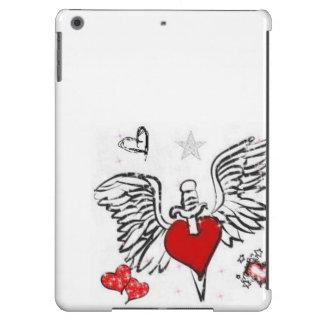 Caso elegante mas na moda capa para iPad air