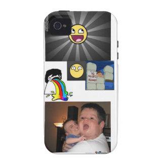 Caso engraçado do iPhone 4/4S Capinhas Para iPhone 4/4S