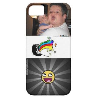Caso engraçado do iPhone 5 Capa Barely There Para iPhone 5