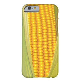 Caso engraçado do iPhone 6 do milho Capa Barely There Para iPhone 6