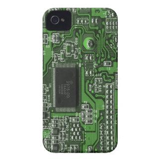Caso engraçado v2 do conselho de circuito capa para iPhone