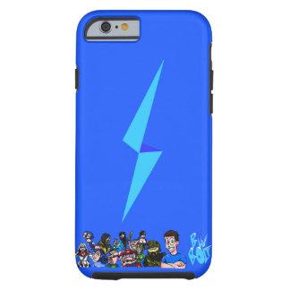 caso épico do blubolt (iphone6) capa tough para iPhone 6