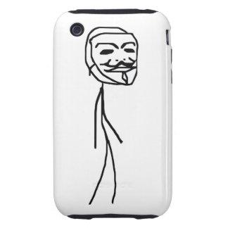 Caso épico do iPhone 3G/3GS da cara da falha Capa iPhone 3 Tough