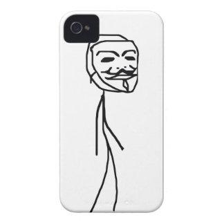 Caso épico do iPhone 4/4S da cara da falha Capas Para iPhone 4 Case-Mate
