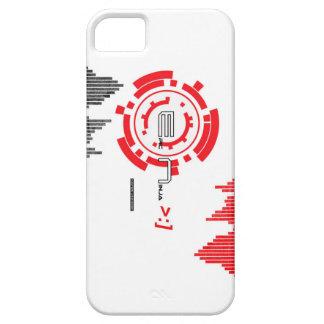 Caso épico do iphone 5 de Ninja Capa Barely There Para iPhone 5