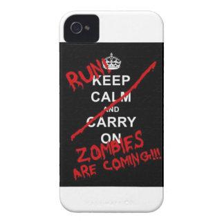 Caso épico do iPhone do zombi Capa Para iPhone 4 Case-Mate