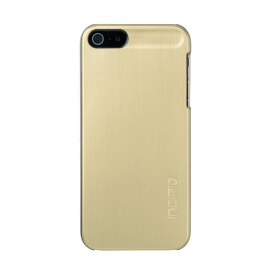 iPhone 5/5s Feather® Shine, Ouro