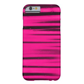 Caso feito sob encomenda místico cor-de-rosa do capa barely there para iPhone 6
