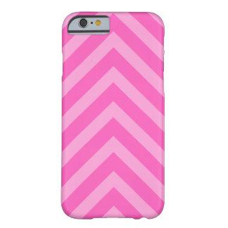 Caso feminino cor-de-rosa do iPhone 6 das setas do Capa Barely There Para iPhone 6
