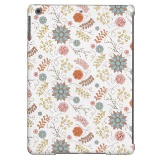 Caso floral de Ipad do outono Capa Para iPad Air