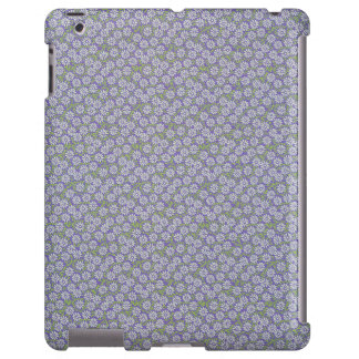 Caso floral do iPad do teste padrão do vintage Capa Para iPad