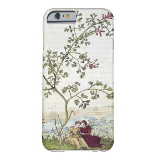 Caso floral do smartphone do watercolour capa barely there para iPhone 6