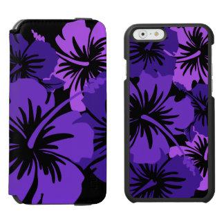Caso floral havaiano do duo do hibiscus épico