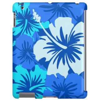 Caso floral havaiano do iPad do hibiscus épico Capa Para iPad