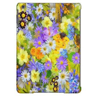 Caso floral lindo do iPad Capa Para iPad Air