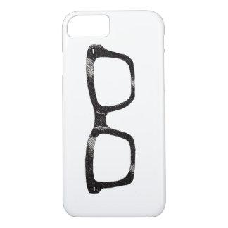 "caso ""geek legal "" do iPhone 5 Capa iPhone 7"
